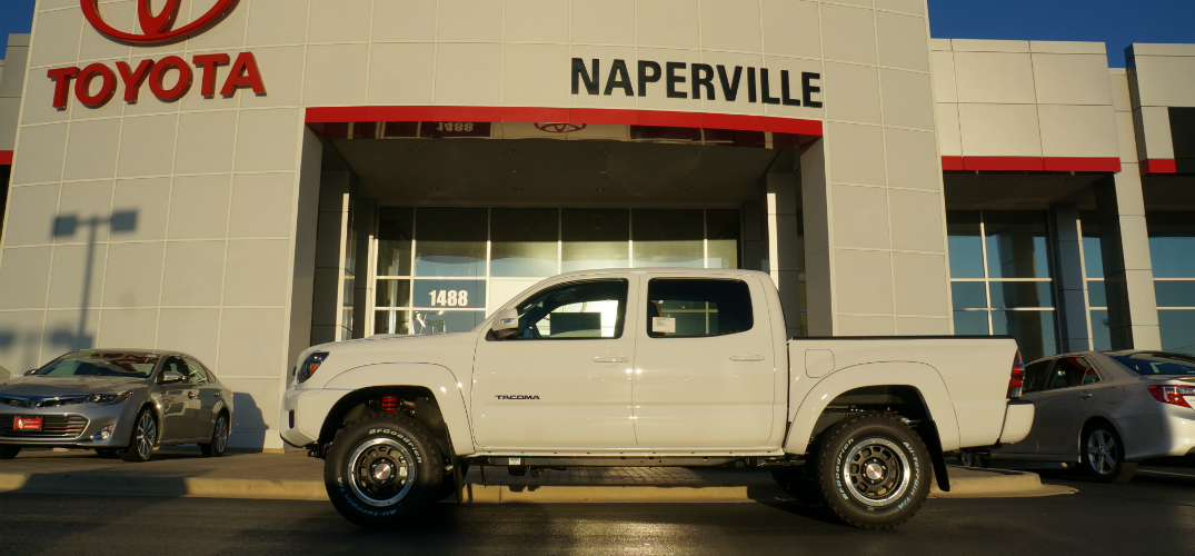 2015 TRD Pro Series Tacoma available in Naperville, IL
